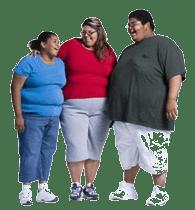 overgewicht tieners